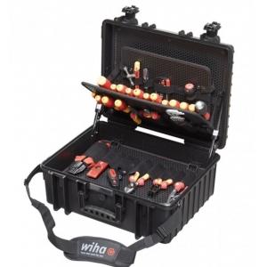 Tööriistakomplekt Wiha Electrician Competence XL, 80 osa