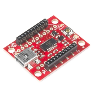 SparkFun XBee Explorer, Mini USB