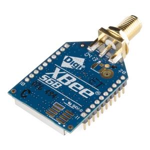 XBee WiFi moodul RP-SMA konnektoriga