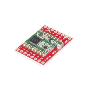 SparkFun RFM69HCW raadioside moodul, 915MHz, 1.8-3.6V
