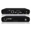 KVM pikendaja läbi CATx kuni 150m (DVI, USB, 3.5mm heli) (saatja + vastuvõtja)