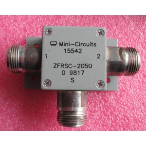 Power Splitter/Combiner 2way-0, DC to 2000MHz, N-type