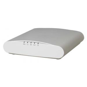 WiFi Access Point R510 Unleashed, 802.11ac 5GHz 867Mbps, 802.11n 2.4GHz 300Mbps,2 x Ethernet porti, USB port, PoE, kontrollerita kuni 25 AP-d
