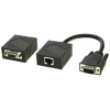 VGA pikendaja läbi CAT5e/6 kuni 50.0m (passiivne)