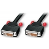 DVI-D Dual Link kaabel 0.35m, must
