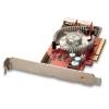 SAS/ SATA PCIe x8 kaart, Low Profile, 8 porti (2 x SFF-8087 pesa)
