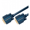 VGA kaabel 3.0m, kullatud, OFC topeltvarjega, 1200p