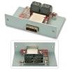 Üleminek SAS/SATA - 4x SATA (kõvaketta ühendamiseks SATA porti)