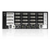 KVM switch: 4 porti, 2 x DVI, USB, audio (Dual Multiscreen)