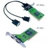 RS-232 PCI kaart, Low Profile, 2 porti + DB9M kaabel