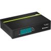 PoE Switch: 8 x Gigabit PoE+, kuni 30W pordi kohta, 123W