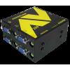 Audio / Video pikendaja kuni 300m läbi CATx (1 VGA + audio + RS-232, vastuvõtja)