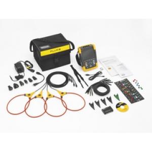 3-faasiline toitekvaliteedi ja -energia analüsaator kandekotiga, Fluke 435-II